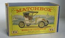Repro Box Matchbox MOY Nr.04 1909 Opel Coupe