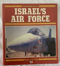 Motorbooks Israel Air Force F-4E F-15 F-16 Mirage Book Color Ref. 1/72 1/48 1/32