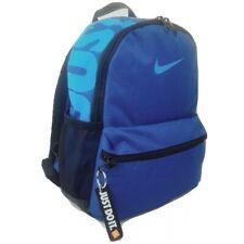 Nike Brasilia JDI  Backpack TRACK BLUE/BLACK Kids Junior School Bag AU STOCK !