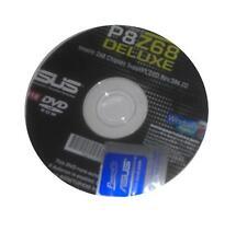 orig. Asus Mainboard Treiber CD DVD P8Z68 Deluxe GEN3 OVP NEU driver Aufkleber