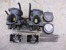 1975 Yamaha XS650 XS 650 Y611' carburetor carb set pair