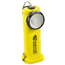 STREAMLIGHT SURVIVOR LED LOW PROFILE ALKALINE FLASHLIGHT 175LUMENS, YELLOW 90541