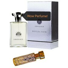 AMOUAGE REFLECTION MAN 30 ml /1 oz  EXCLUSIVE Niche Oil Based Perfumery