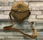 BOY SCOUTS OF AMERICA THE OFFICIAL COOK KIT & PENNINGTON MFG CO KHAKI CARRY BAG