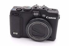 Canon Powershot G15 12.1 Cámara Digital Mp - Negro
