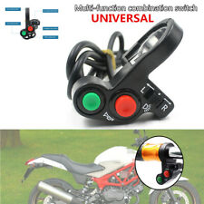 22MM Motorcycle Handlebar ATV ON OFF Switch for Horn Headlight Turn Signal Part