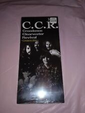 CCR - Creedence Clearwater Revival Greatest Hits 3CD  #17658 sealed box rare new
