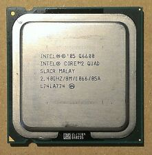 Intel Core 2 Quad Q6600 Kentsfield Quad-Core 4x 2.4 GHz LGA 775 SLACR