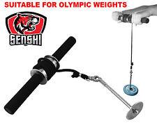 Senshi Japan Wrist Curl Exerciser Trainer Forearm Strengthner Curler