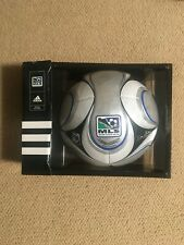 adidas Mls Final TeamGeist Ii 2 Omb Official Match Ball 2008-09 New In Box Rare