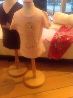 4er Set Oilily Hose, T-Shirts, Größe 122/128  für Mädchen #14, Markenset