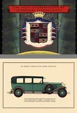 Cadillac 1928 - Una Nueva Interpretacion De Supremacia Automovilista (In Spanish