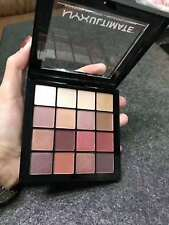 NYX   Ultimate Eye Shadow Palette Warm Neutrals  new