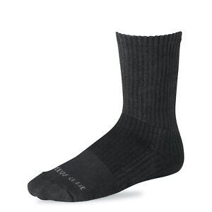 Red Wing Shoes, Cotton Cushion Boot Socks, Black, Schwarz,Socken, 97243, Neu