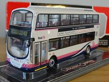 CORGI OOC FIRST SOUTH YORKSHIRE WRIGHT ECLIPSE GEMINI BUS MODEL OM41206 1:76