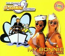 U-Sonic My bonnie.. (2001, feat. Captain Garrison) [Maxi-CD]