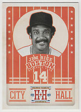 JIM RICE 2013 Panini Hometown Heroes Baseball City Hall Card #CH4 Red Sox