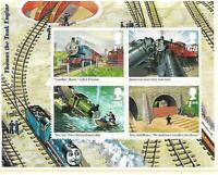 GB - 2011 - MS3193 - ''Thomas the Tank Engine'' Miniature Sheet - MNH