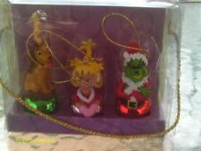 Dr Seuss HOW THE GRINCH STOLE CHRISTMAS Roman, INC. Jingle Buddies