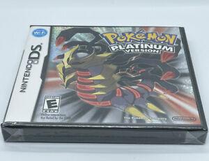 Pokemon Platinum Version (DS, 2009)