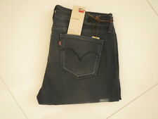 Levi's Demi Curve Graphite Mid Rise Skinny Stretch Jeans Size: 31