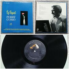PERRY COMO By Request LP Vinyl Record 12