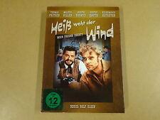 DVD / HEISS WEHT DER WIND ( THOMAS FRITSCH, WALTER GILLER... )
