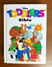 THE TODDLER'S BIBLE David Cook V. Gilbert Beers VGC