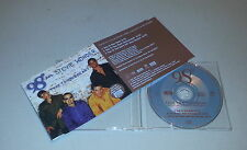 Single CD  98° And Stevie Wonder - True To Your Heart  3.Tracks 1998 MCD SO 12