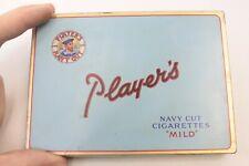 Vintage Players Navy Cut Cigarettes