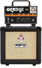 Orange Micro Dark Terror Hybrid Amp Head Mini Stack Combo w/ Cabinet NEW + 2DAY