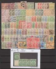 A9687: Early Transvaal Stamp Lot; Cv $1600+