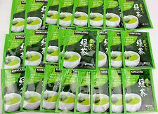 Kirkland Signature Japanese Sencha Green Tea & Matcha Blend Ito En Brand 25 Bags