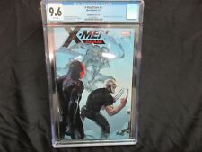 MARVEL X-MEN PRIME #1 CGC 9.6 (NOT 9.8) DELL'OTTO VARIANT COVER