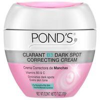 Pond's Correcting Cream, Clarant B3 Dark Spot Normal to Dry Skin 7 oz