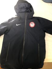 "Nike 2018 Team USA Official Olympic Parka - ""Storm Fit Jacket"" Men's Medium"