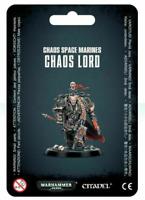Warhammer 40K Chaos Space Marines Chaos Lord Thunderhammer