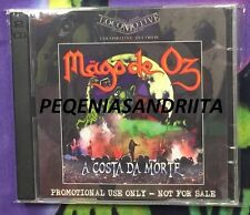 Mago de Oz - A COSTA DA MORTE SINGLE - Promo  cd PROMOCIONAL PEQENIASANDRIITA