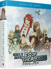 Tales of the Abyss: The Complete Series [Blu-ray], New DVDs