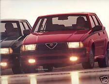 Alfa Romeo Milano & Alfa 75 Dvd Manual, Manuals
