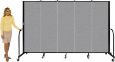 Screenflex FREEstanding Multi Purpose Room Dividers Church or School Partitions