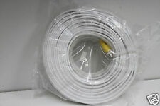 2 Rolls 150Ft Power Video Cctv Bnc Security Camera Cable