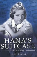 Hana's Suitcase, Karen Levine, Good Book