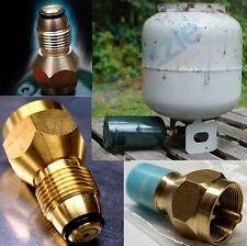 SURVIVAL TOOL Refill small 1 LB Propane Bottles tank heater hunting adapter kit