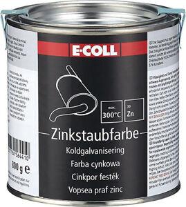 E-COLL Zink-Staubfarbe 800g Dose EE