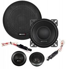 "MB QUART QS100 10cm 4"" 2 way componenti Kit Tweeter Midrange Altoparlante"