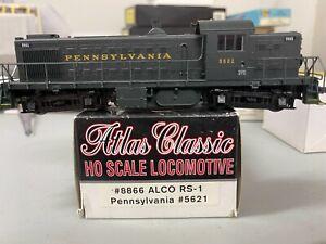 Atlas Classic ALCO RS-1 Pennsylvania PRR #5621, New