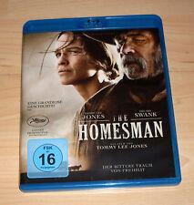 Blu Ray - The Homesman - Tommy Lee Jones ( Blueray Bluray Western)