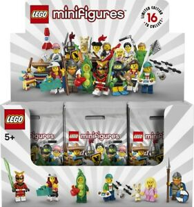 Lego Minifigures Series 20- (Pick Your Figure) - All Available- Free Delivery