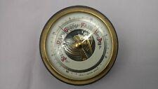 Vintage Antique Desk Barometer Weather Forecast Instrument Gauge Western Germany